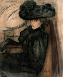 woman-in-black
